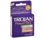 Trojan Pleasure Pack Assorted Condoms- 3ct