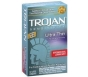 Trojan Ultra Thin Spermidical Condom- 12ct