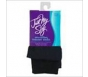 Just My Size Microfiber Trouser Socks- Navy