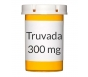 Truvada 200-300mg Tablets - 30 Count Bottle