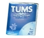 Tums Tablet Rolls 3 Packs per Sleeve (Peppermint)  - 36 Rolls