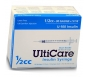 "UltiCare Insulin Syringe, 30 Gauge, 1/2cc, 5/16"" Needle - 100 Count"
