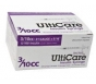 "UltiCare Insulin Syringe, 31 Gauge, 3/10cc, 5/16""  Needle - 100 Count"