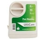 "UltiCare Pen Needle Micro 32 Gauge 5/32"" (4mm) - 50 Count Box"