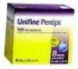 Unifine Pentips 31 Gauge Short 5/16 inch 8mm 100/Box