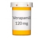 Verapamil 120 mg Tablets