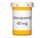 Verapamil 40mg Tablets