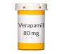 Verapamil 80mg Tablets
