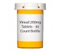 Viread 200mg Tablets - 30 Count Bottle