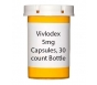 Vivlodex 5mg Capsules, 30 count Bottle