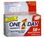 One A Day Women's 50  Advantage Complete Multivitamin/Multimineral Supplement Tablets- 65ct