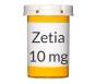 Zetia 10mg Tablets
