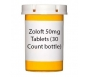 Zoloft 50mg Tablets- 30ct Bottle