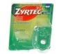 Zyrtec Allergy 10mg Tablet 5ct